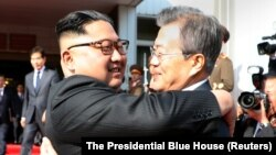 Попередній саміт Кім Чен Ина і Мун Чже Іна відбувся у травні в Сінгапурі незадовго до американсько-північнокорейського саміту