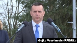Ministar unutarnjih poslova Republike Srpske Dragan Lukač