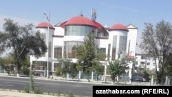 """Центральный офис """"МТС-Туркменистан"""", Ашхабад"""