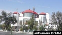 """Центральный офис компании """"МТС-Туркменистан"""", Ашхабад"""
