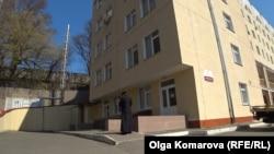 Інфекційне відділення Олександрівської лікарні, Київ