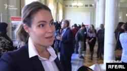 Наталія Королевська тепер розповідає, що насправді її в Давос запросив не Фонд Пінчука, а інша організація – Womеn political leaders