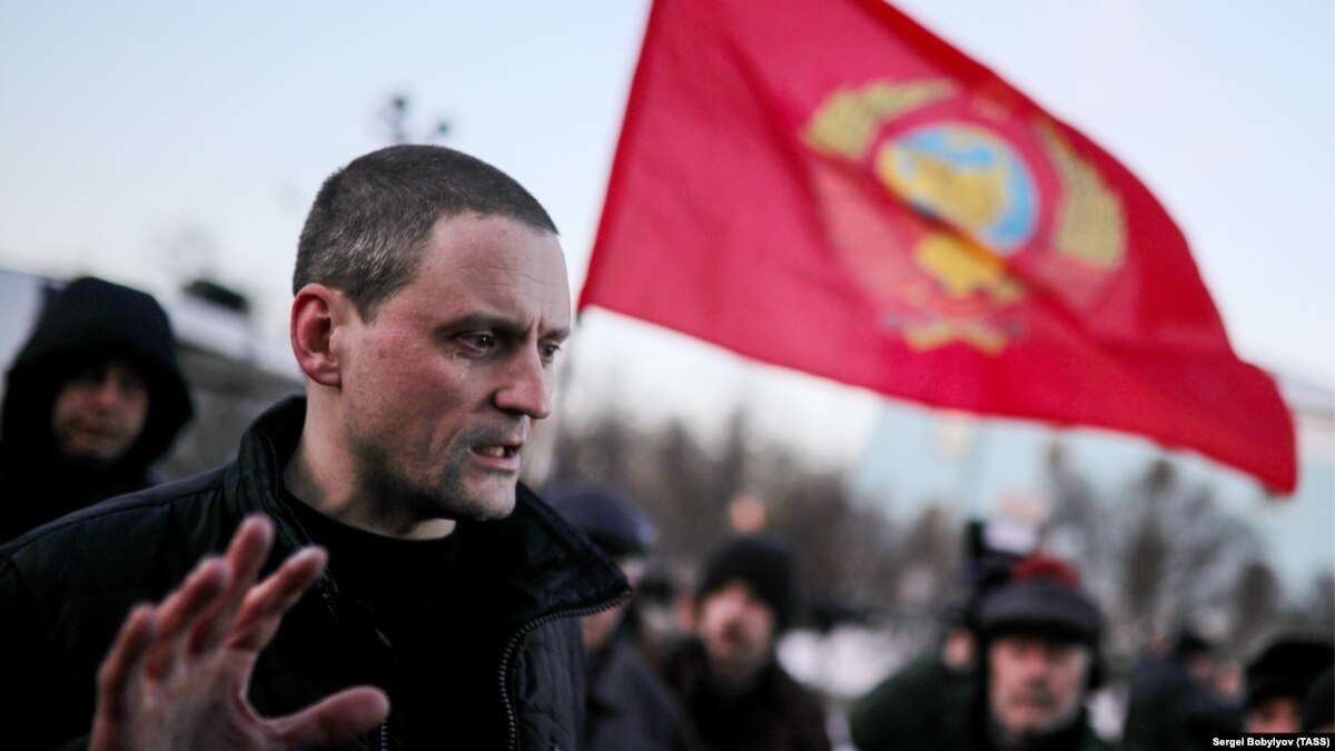 Sergei Udaltsov: Opposition wants to hold a march against the executioners on June 12, the application to the mayor's office was filed on 05/28/2013 6