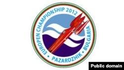 Эмблема Чемпионата Европы по судомодельному спорту в болгарском Пазарчике