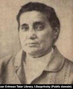 Джеваире Меджитова