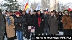 Инициаторы акции говорят, что если мнение ленингорцев будет проигнорировано руководством республики, открытое письмо подпишут уже более тысячи человек