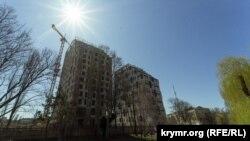 В Симферополе заморожено все капитальное многоэтажное строительство, 2 апреля 2020 года