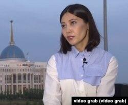 Бэлла Орынбетова.