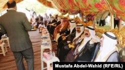 اجتماع عشائري في كربلاء - من الارشيف