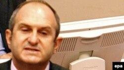 Поранешниот премиер Владо Бучковски.