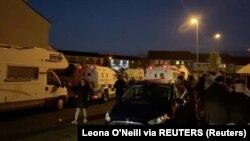 Հյուսիսային Իռլանդիա - Բախումները Լոնդոնդերիում, 18-ը ապրիլի, 2019թ.