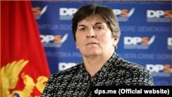 Ministrica Zorica Kovačević