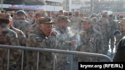 «Самооборона Крыма», архивное фото