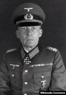 Готхард Хейнрици. Январь 1943 года