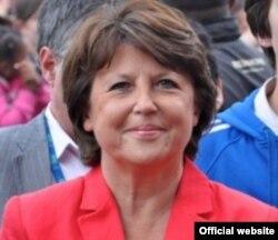 Martine Aubry, lidera socialiștilor francezi eliminată din cursa pentru prezidențiale