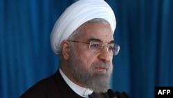 Президенти Эрон Ҳасан Рӯҳонӣ