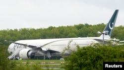 Pakistan International Airlines компаниясы ұшағы. (Көрнекі сурет.)