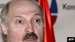 """If someone starts nudging me towards [reforms], I will take a good look,"" says Belarusian President Alyaksandr Lukashenka."