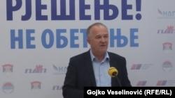 Posljedice mogu biti veoma velike po RS: Dragan Čavić