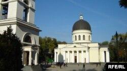 """Catedrala mitropolitană """"Naşterea Domnului"""" din Chişinău"""