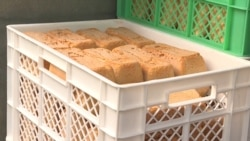 Marynyň dükanlarynda çörek bir ele iki buhankadan köp satylmaýar