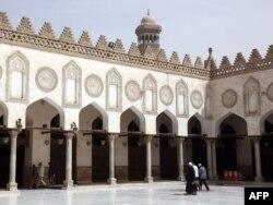 Qahirədəki Al-Azhar məscidi