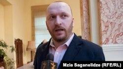 Президент «Винного клуба», автор книг о винной культуре Грузии, литературный критик Малхаз Харбедия
