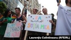 VIDEO Bucharest Pride: Sărbătoare și bucurie vs război închipuit