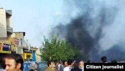 Tehran on June 20