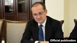 Ахборот ва оммавий коммуникациялар агентлиги раҳбари Комил Алламжонов