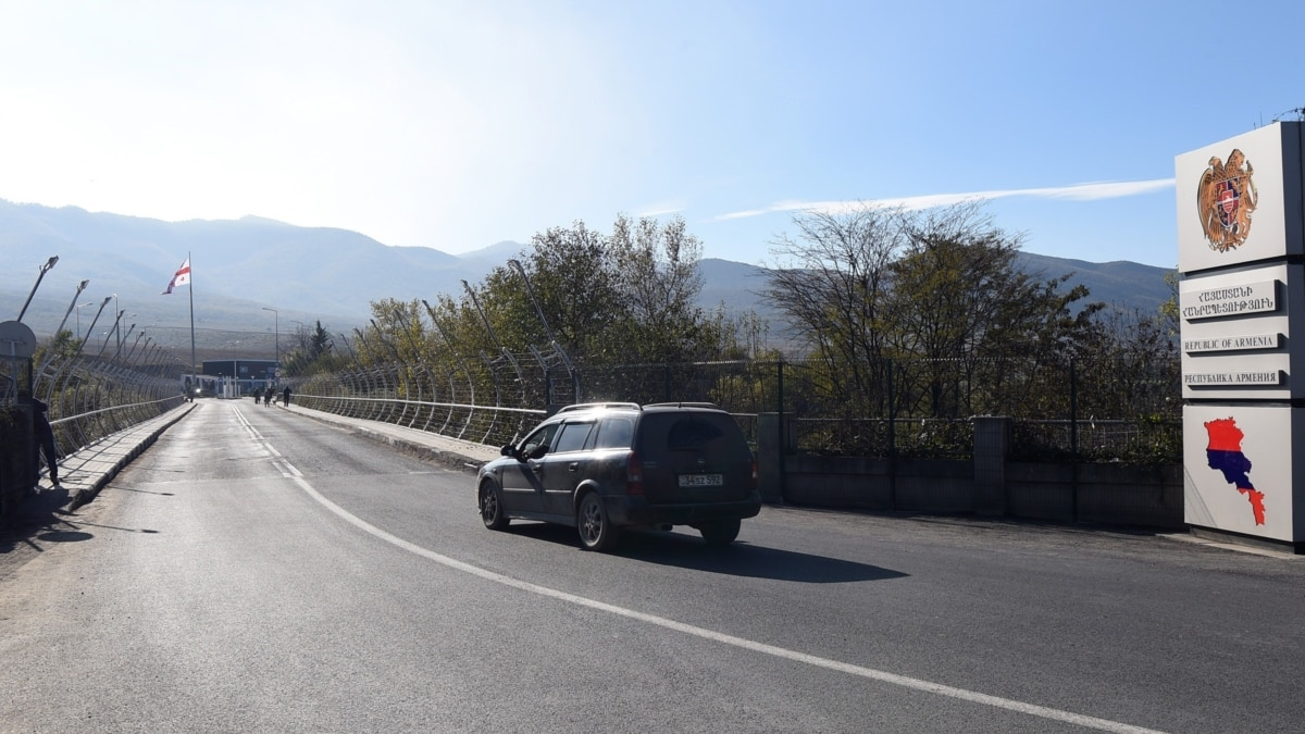 Preparations Finalized For New Bridge On Armenian-Georgian Border
