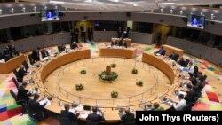 Саммит Евросоюза в Брюсселе