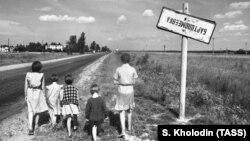 Припять шаарынын ошол кездеги тургундары кичи мекенин дагы эле сагынышат.