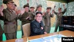Vođa Sjeverne Koreje Kim Jong-un