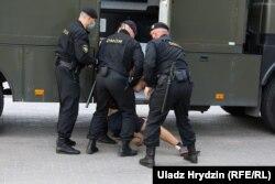 Задержания в Минске, 15 июля 2020 года