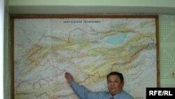 Саламат Аламанов. (Сүрөт качан тартылганы белгисиз.)