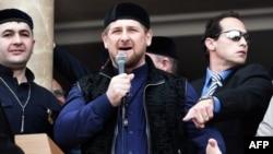 Израил -- lаьрбийн эвлахь шен ден цlарах схьадиллинчу маьждиге гулбеллачу нахана хьалха къамел деш ву Кадыров Рамзан. 23Заз2014