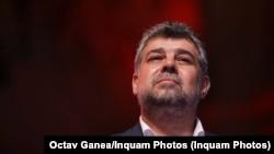 Marcel Ciolacu (PSD) spune că, în cazul în care moțiunea de cenzură va trece, va propune crearea unui guvern de uniune națională până la alegeri
