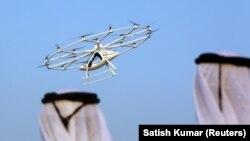 Летюче таксі у Дубаї, вересень 2017 року