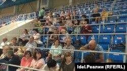 13 июля в центре волейбола Санкт-Петербург в Казани стартовало заседание кредиторов Интехбанка