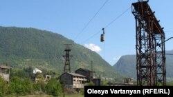 В советской прессе Ткуарчал гордо именовали «индустриальным центром Абхазии»