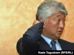 """Председатель совета директоров компании """"Казахмыс"""" Владимир Ким."""