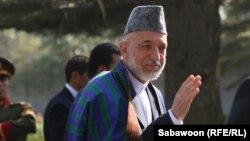 Действующий президент Афганистана Хамид Карзай.