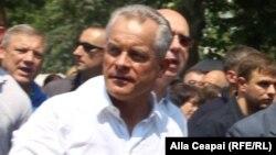 Vlad Plahotniuc la recentele proteste împotriva noii guvernări organizate sub egida PD