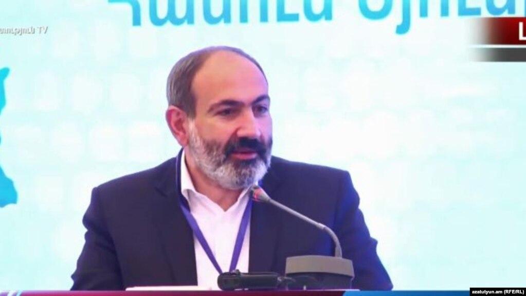 «Экономическое развитие Армении должно основываться на индивидуальных усилиях» – Пашинян