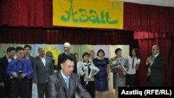 "әхнәдә ""Азан""ның иҗади дуслары"