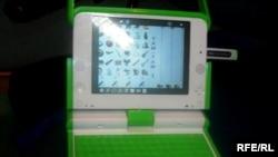 100-долларовый ноутбук был представлен на конференции потребительской электроники в Лас-Вегасе