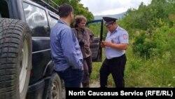 Полиции не понравилась активность экологов