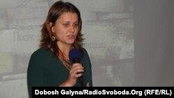 Софія Шеметуха, співавтор фільму
