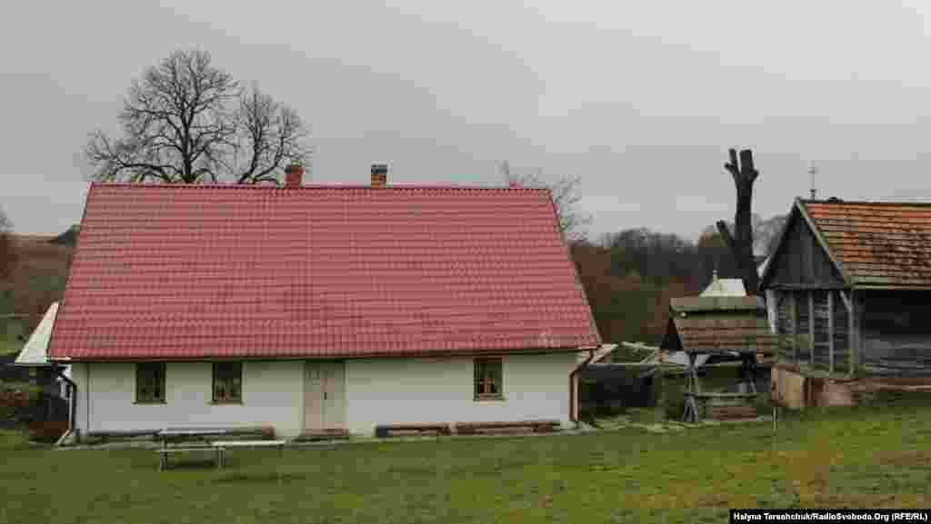 Парафіяльний будинок Устияновичів